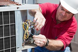 Repair or replace HVAC
