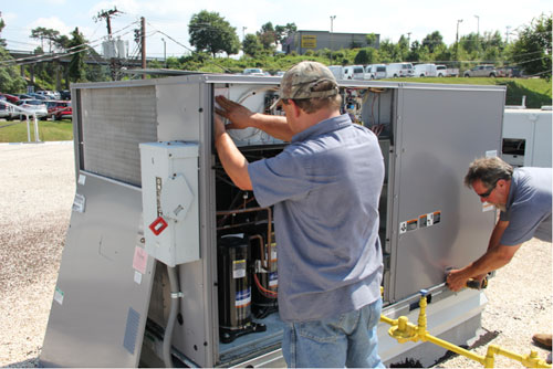 How to Take Advantage of Commercial Heating and Cooling System Inspections