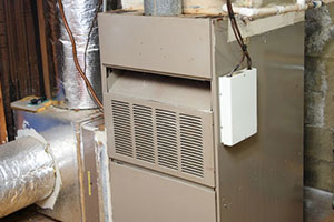 Small Residential Gas Furnace