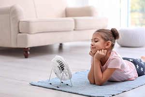 HVAC Pros and Cons of Using a Box Fan