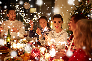 House Full of Guests for the Holidays? 3 Tips to Keep Everyone Warm and Cozy