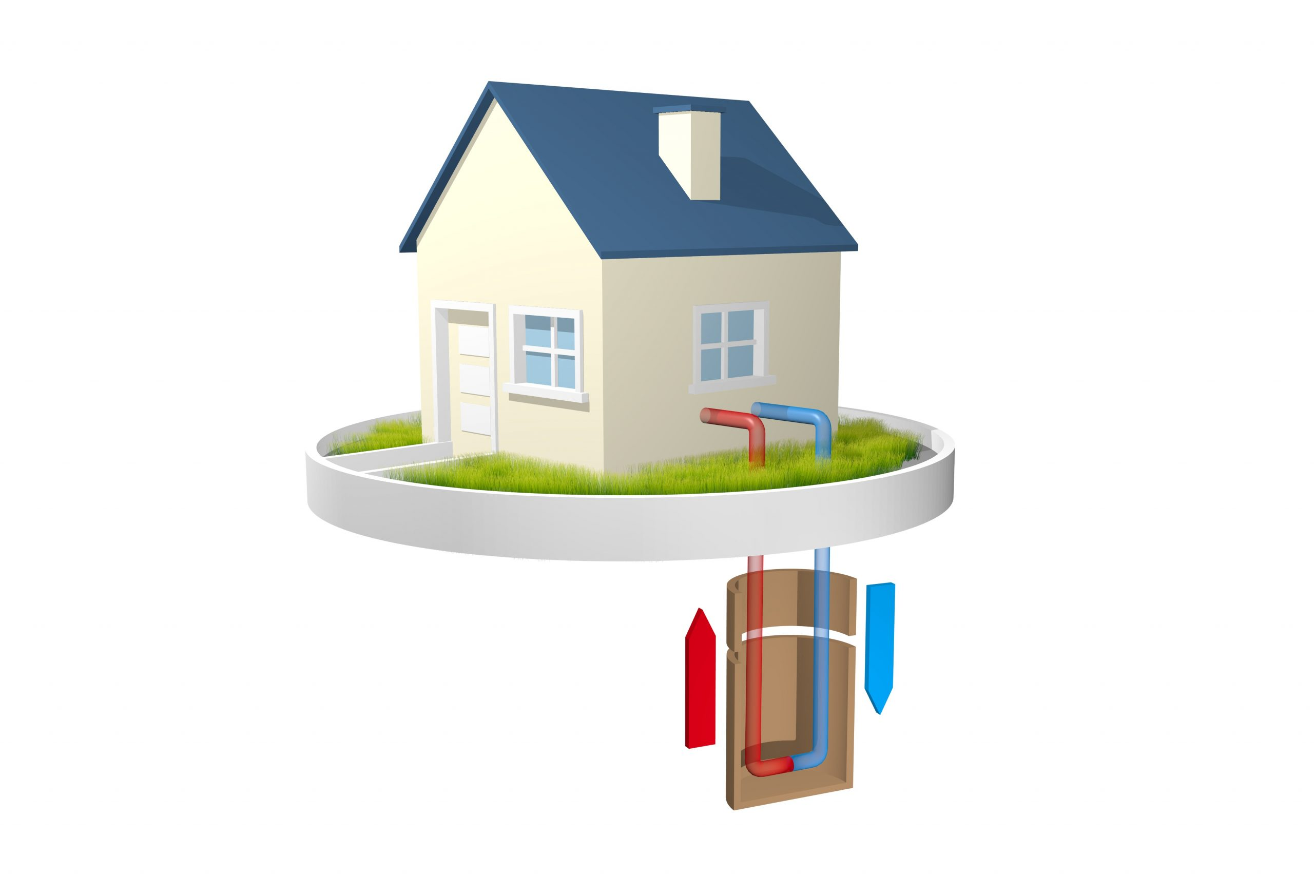 3 Benefits to a Geothermal Heat Pump